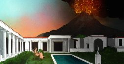 Eruption of Vesuvius 79 A.D.